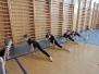 Úterní trénink
